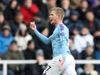 How Manchester City could line up against Burnley