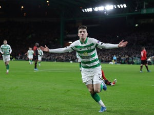 Celtic secure top spot with victory over Rennes