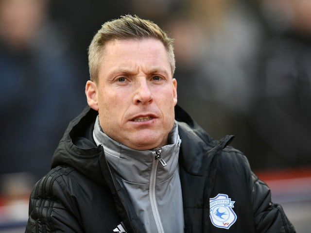 Neil Harris: 'I do not owe the Cardiff players anything'