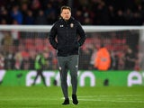 Southampton manager Ralph Hasenhuttl on November 30, 2019