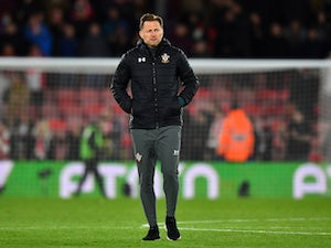 Ralph Hasenhuttl: 'Southampton must earn backing from fans'