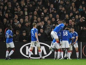 Alfredo Morelos brace earns Rangers draw in Feyenoord