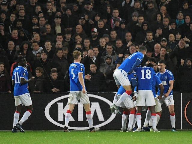 Result: Alfredo Morelos brace earns Rangers draw in Feyenoord