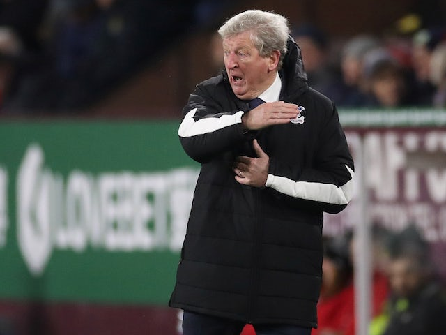 Roy Hodgson expecting fresh fight to keep hold of Wilfried Zaha