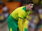 Sam Byram in action for Norwich City on July 30, 2019