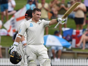 Second Test day one: Tom Latham scores century as Ben Stokes suffers injury