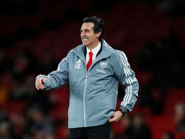 Arsenal chiefs 'call crisis meeting over Emery'