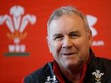 Wales head coach Wayne Pivac pictured in November 2019