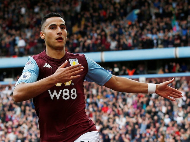 Anwar El Ghazi pushing for Aston Villa return against Leicester