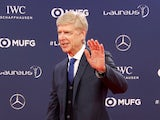 Arsene Wenger pictured in February 2019