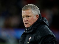 Sheffield United manager Chris Wilder pictured on December 5, 2019