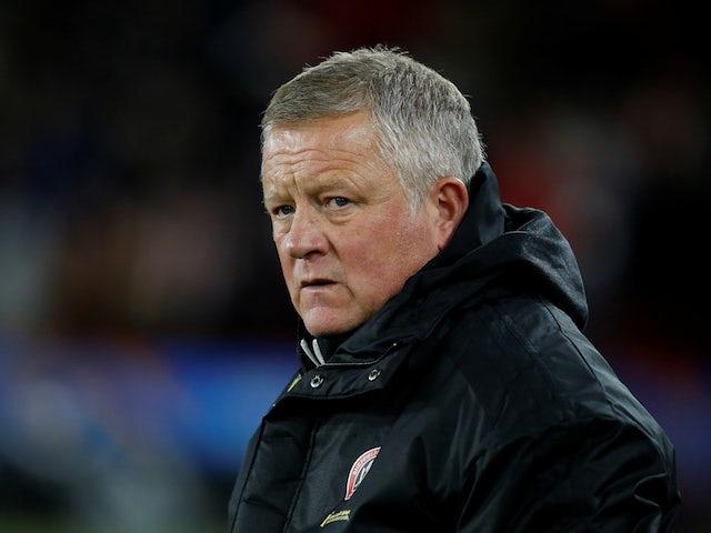 Chris Wilder denies Jonjo Shelvey claim over controversial VAR goal