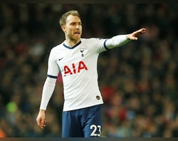 Christian Eriksen to complete Inter move on Monday?