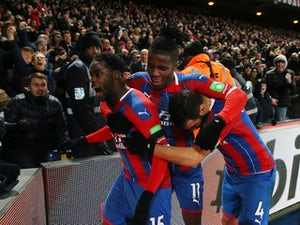 Jeffrey Schlupp insists Crystal Palace can cope with defensive injury crisis