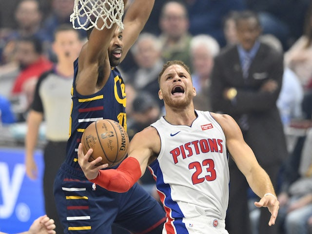 NBA roundup: Detroit Pistons wins back-to-back games for first time this season