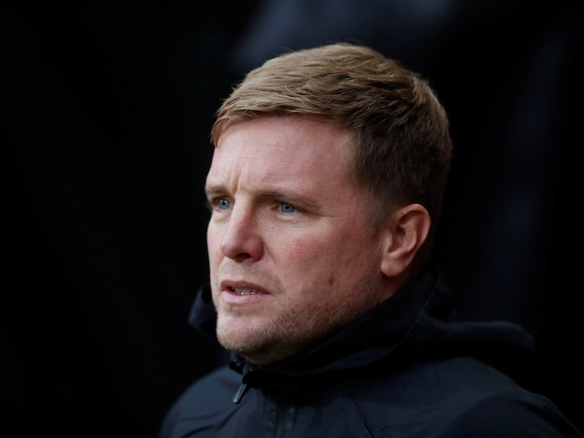 Bournemouth manager Eddie Howe pictured on December 7, 2019