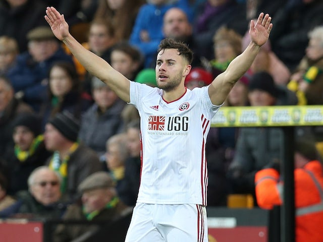Result: Sheffield United mastermind comeback win at Norwich City