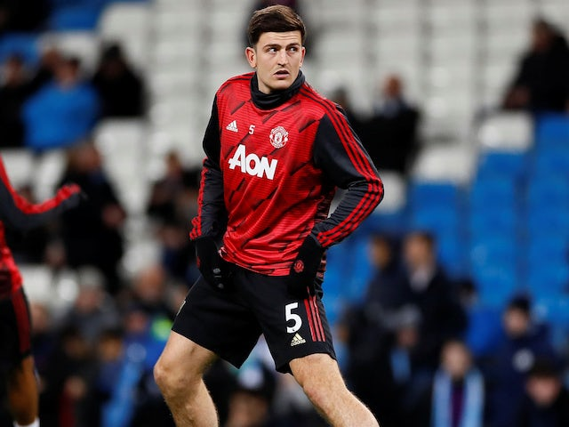 Team News: Harry Maguire could be fit for United
