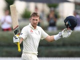 Joe Root in action for England on December 2, 2019