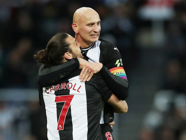 Steve Bruce 'keen to resolve Jonjo Shelvey future'