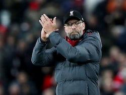 Liverpool manager Jurgen Klopp pictured on December 4, 2019
