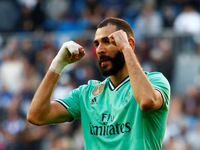 Result: Ten-man Real Madrid beat Espanyol to move clear of Barcelona