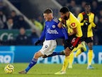 Result: Jamie Vardy scores in seventh successive match as Leicester beat Watford