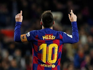 Barcelona back on top of La Liga as Messi scores 53rd career hat-trick