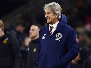 Manuel Pellegrini: 'West Ham won't take Arsenal lightly'