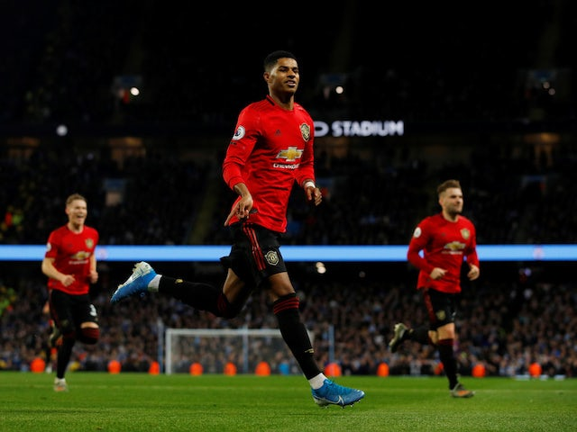 Mino Raiola 'held talks with Marcus Rashford'
