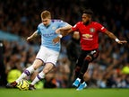 Live Commentary: Manchester City 1-2 Manchester United - as it happened