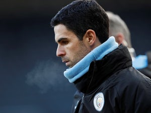 Arteta 'first choice for Arsenal job'