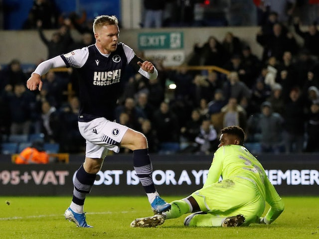 Result: Millwall rescue late draw against Nottingham Forest