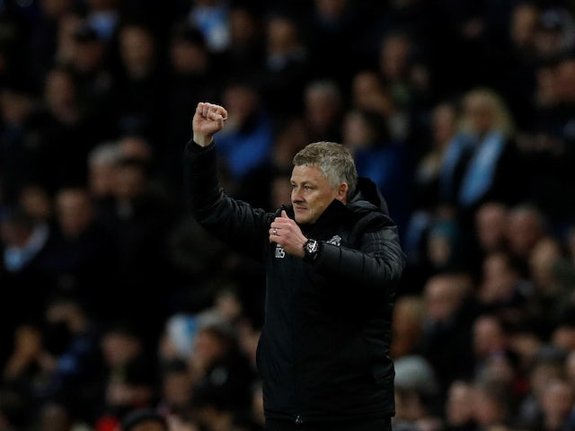 Ole Gunnar Solskjaer hits out at