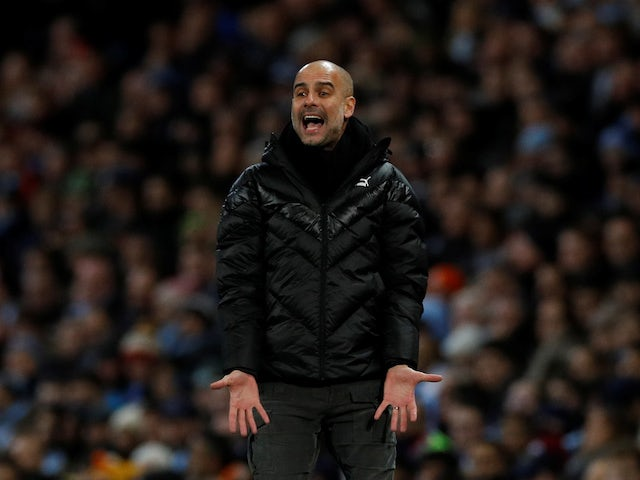 Pep Guardiola: 'Premier League do not care about player welfare'