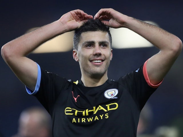 Rodri urges Manchester City to build on EFL Cup win