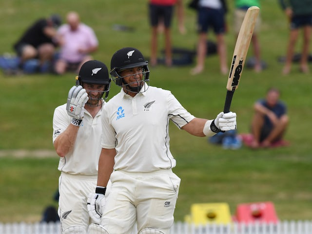 Second Test day five: New Zealand frustrate England to seal series win