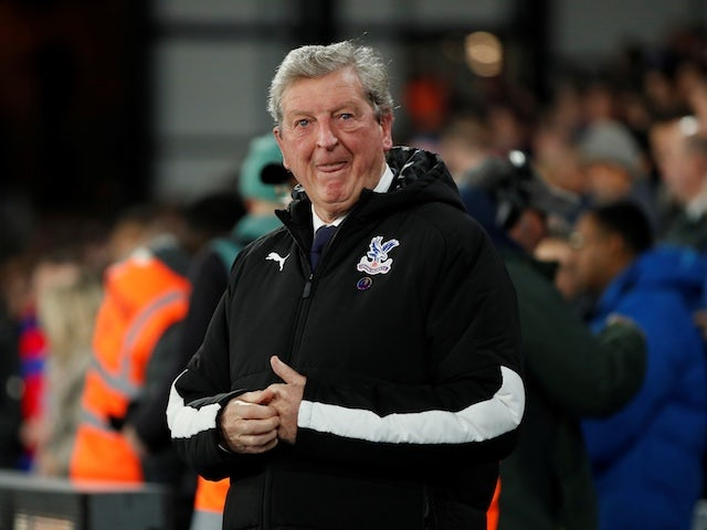 Roy Hodgson unhappy with referee use of pitchside VAR monitor