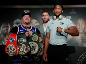 "Andy Ruiz Jr ""having fun"" ahead of Joshua rematch"