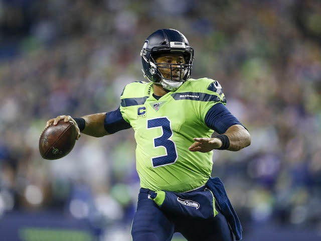 Result: Seattle Seahawks hold off Minnesota Vikings to move top of NFC West