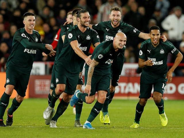 Result: VAR in the spotlight again as Newcastle end Sheffield United unbeaten run
