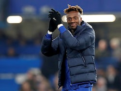 Chelsea's Tammy Abraham pictured on December 4, 2019