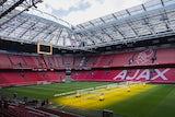 Ajax Stadium empty