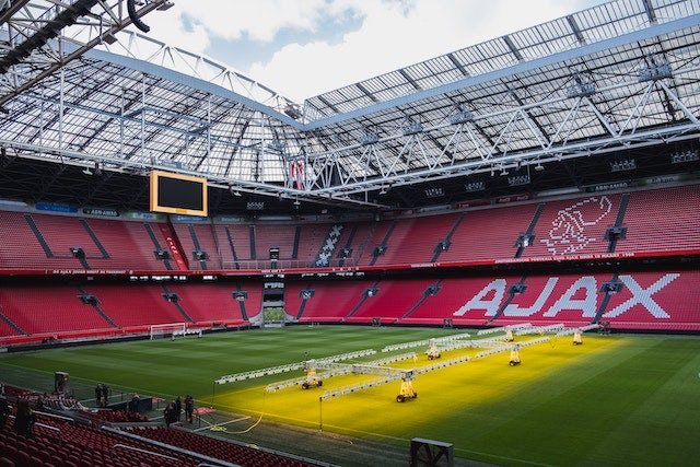 Ajax fined almost £50,000 over crowd trouble in Getafe Europa League clash