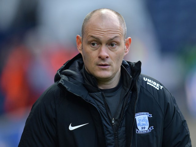 Preston boss Alex Neil on December 14, 2019