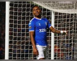Everton 'preparing Alfredo Morelos move'