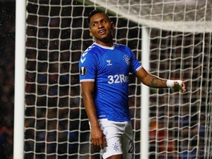 Alfredo Morelos shortlisted alongside Celtic duo for SFWA POTY award