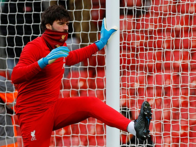 Liverpool injury, suspension list vs. Everton