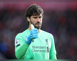Carragher hails Alisson as world's best