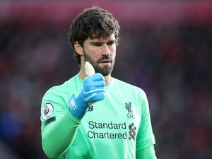 "Jurgen Klopp heaps praise on ""special"" Alisson Becker"
